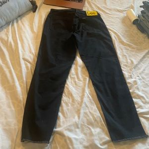 NWOT 90s style high waisted Jeans W 28